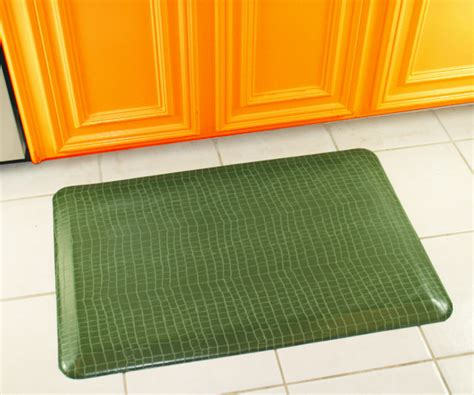 Designer Kitchen Mats Discount Designer Alligator Kitchen Mats Are Kitchen Floor Mats By American Floor Mats