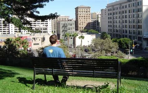 500 days of summer bench location 500 days of summer walking tour in la 500days com