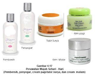 4 In 1lperawatan Wajah manfaat dan tujuan penggunaan kosmetika perawatan wajah yang digunakan sehari hari hingga