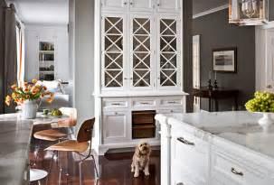 Design Glass For Kitchen Cabinets by Kitchen Trend Glass Cabinets Interior Design Ideas