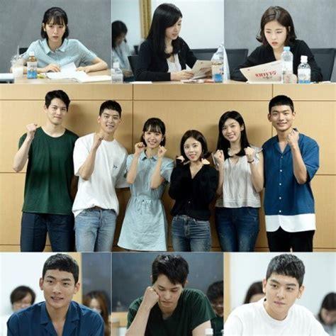 Anak Cn Blue seriusnya jong hyun cn blue cs jalani sesi baca naskah drama baru kbs kabar berita