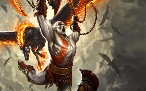 imagenes para fondo de pantalla god of war 3 kratos god of war fondos de pantalla gratis