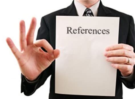 how important is reference checking