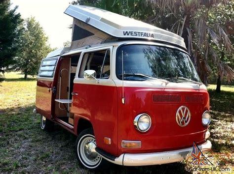 70 VW Bus Westfalia Camper Van Kombi Campmobile Pop Top RV Westy Popup RESTORED