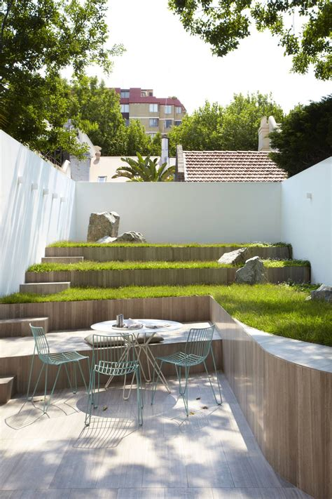 Terraced Backyard Landscaping Ideas Terraced Gardens How To Take To The Next Level