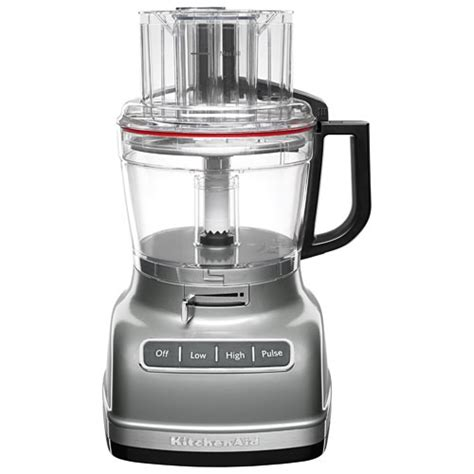 Kitchenaid Food Processor 866 kitchenaid food processor 11 cup contour silver food