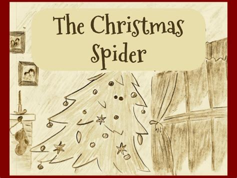 printable version christmas spider the christmas spider the story of a new holiday tradition