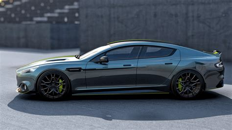 Aston Martin Makes The Amazing Rapide Sedan Even More