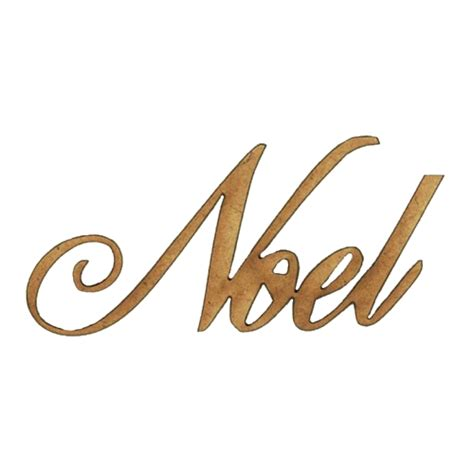 Art And Craft For Home Decoration noel christmas wood word cut out in ancestry font