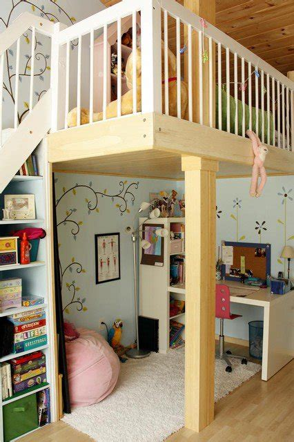 20 great loft bed design ideas for small bedrooms