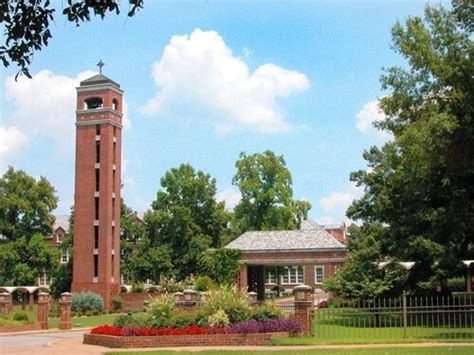 Vins Christian College Of Engineering Mba by 50 Most Affordable Small Southern Colleges For A Sports