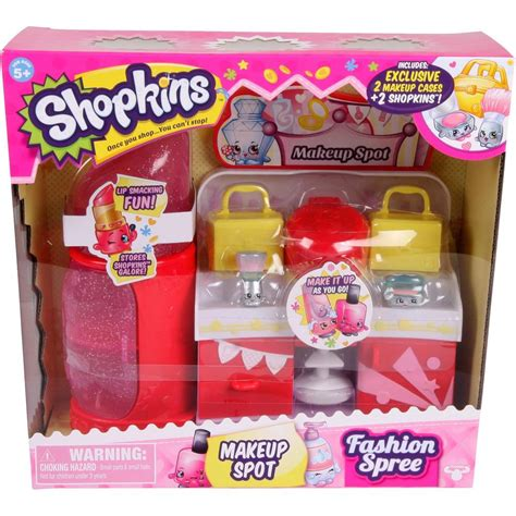 Lipstick Birthday Edition Seri A 1 shopkins season 3 building blocks