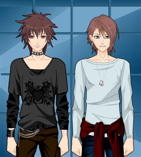 anime boy dress up anime boys from rinmaru by mira00000 on deviantart