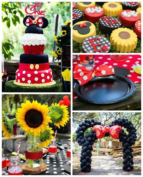minnie mouse kara s ideas