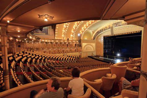 auditorium theater seating auditorium theatre chicago historic theatre photography