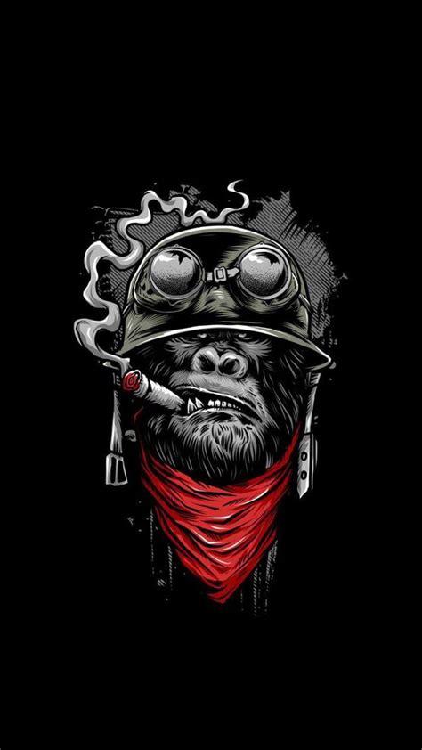 gritty gorilla gorilla wallpaper monkey art gorillas art