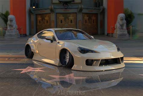 widebody toyota toyota gt86 widebody auto bild idee