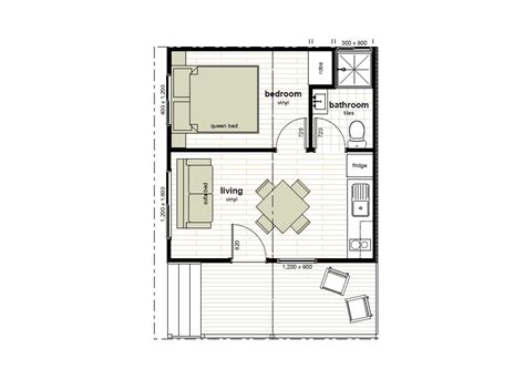 1 bedroom cabin plans cabin floor plans oxley anchorage caravan park