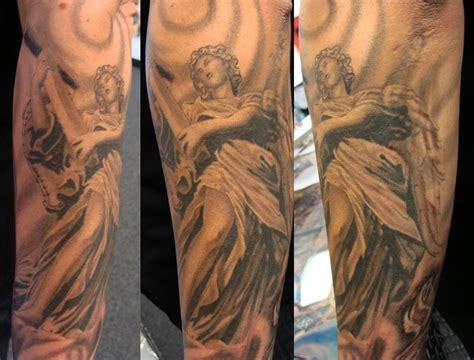 religious forearm tattoos outlaw tattoos religious cross untitled