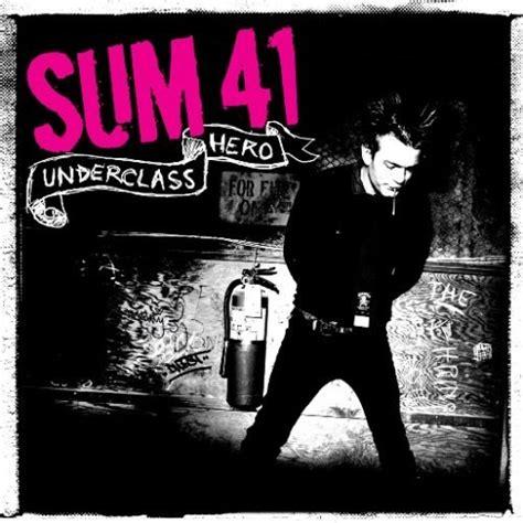 sum 41 underclass 2007 lyricwikia song lyrics
