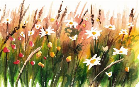 paintings of flowers download paintings flowers wallpaper 2560x1600 wallpoper