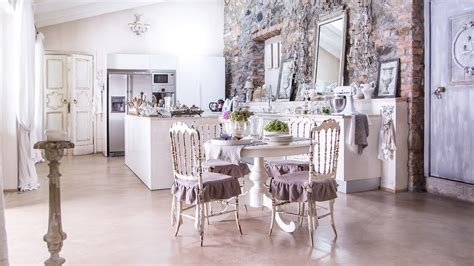 Stile Provenzale Chic by Una Casa In Stile Provenzale Shabby Chic Interiors