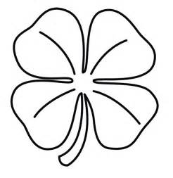 four leaf clover coloring pages four leaf clovers coloring pages az coloring pages