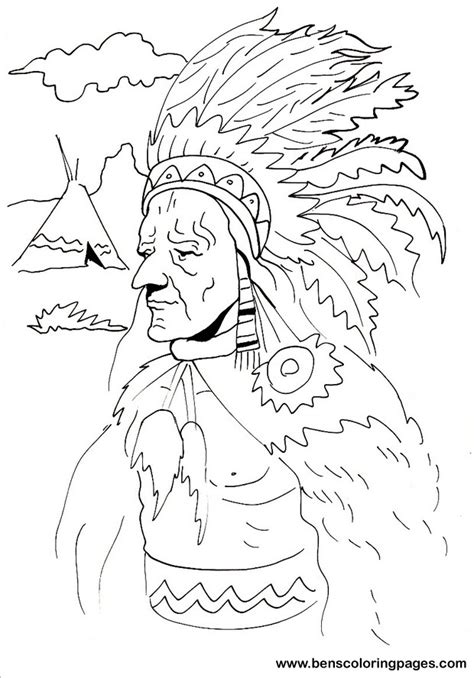 cherokee indian coloring pages indian girl how to draw