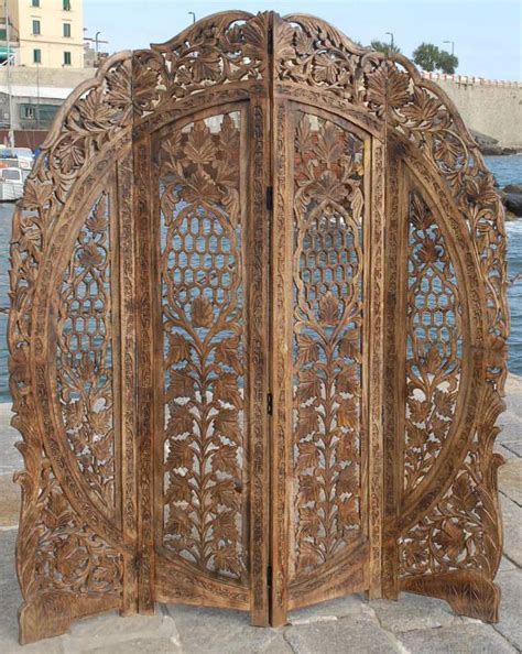 diy screen print india 4 panel room divider screens woodworking projects plans