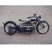 1926 Henderson DeLuxe Super 6 1957cc