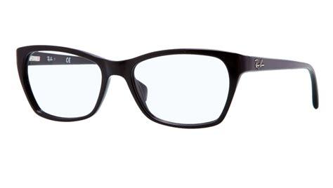 Bingkai Kacamata Rayban 2012 Black Blue Glossy ban rb5298 rayban designer glasses