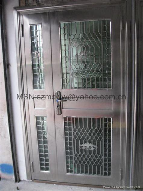 Front Doors For Home by Stainless Steel Burglar Proof Door China Manufacturer
