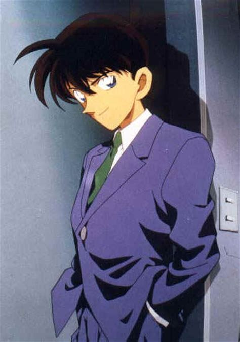 Kaos Detective Conan 18 Shinichi Kudo anime galleries dot net detective conan shinichi