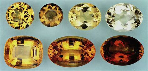 citrine color citrine value price and jewelry information