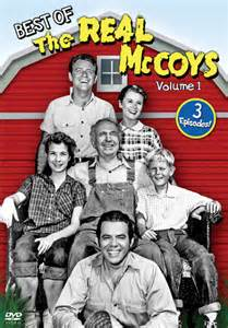 The real mccoys dvd news announcement for the real mccoys the best