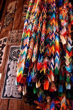 Origami Crane Story - sadako and the thousand paper cranes fold 1 000 cranes