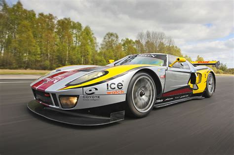 Gt Racing One Of Four Matech Ford Gt Race Cars For Sale On Ebay