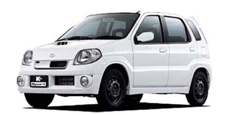 Suzuki Kei Review Suzuki Kei Sport Sport R Catalog Reviews Pics Specs