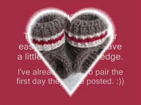 sock monkey booties knitting pattern free sock monkey booties knitting pattern presentation