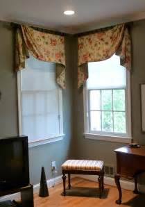 youngblood interiors corner window treatments for the