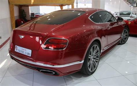 bentley maroon dubizzle dubai continental gt bentley gt speed 2016