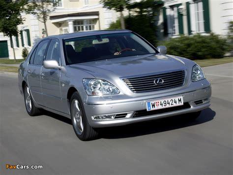 Lexus Ls 480 by Photos Of Lexus Ls 430 Ucf30 2003 06 640x480
