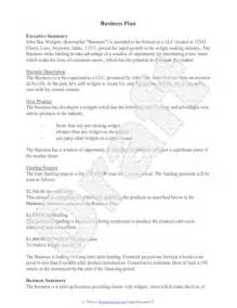 business plan outline template free sle business plan free business plan template outline