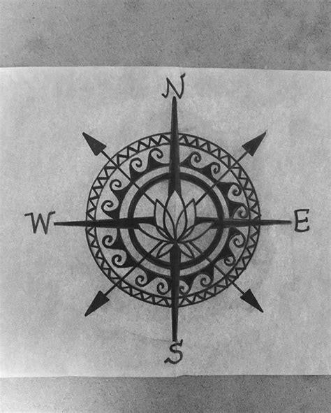 compass tattoo uk 17 best ideas about simple compass tattoo on pinterest