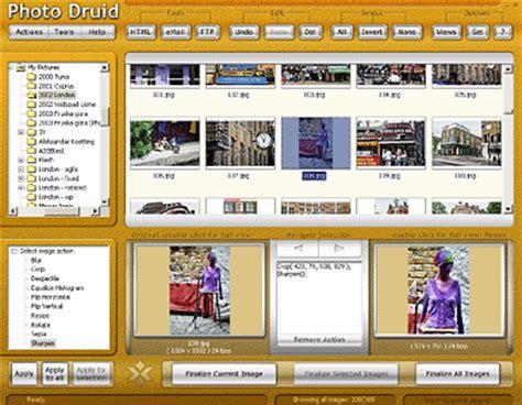 photo druid screenshot page