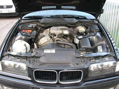 how cars engines work 1995 bmw m3 transmission control file bmw 316 e36 engine bay 1 jpg wikimedia commons