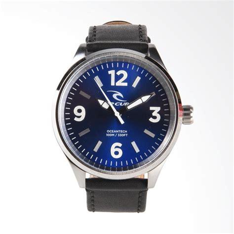 Jam Tangan Rip Curl Blue jual rip curl titan leather jam tangan pria blue a3001