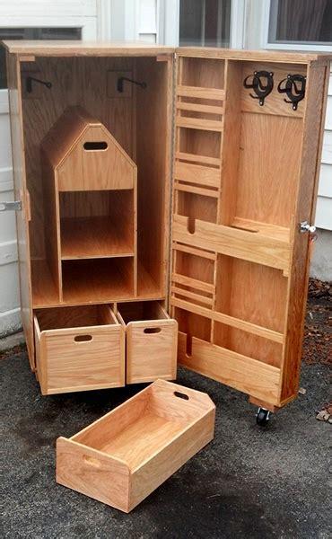 equestrian tack box woodworking blog  plans