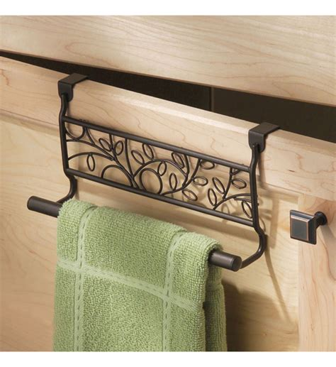 Kitchen Towel Holder Ideas by Bauty And Elegance Kitchen Towel Holder Ideas Laluz Nyc