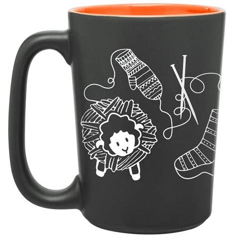 knitting mug knitting scribbles mug ee schenck co